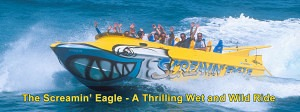 The Screamin' Eagle - Captain Nautica Water Sports